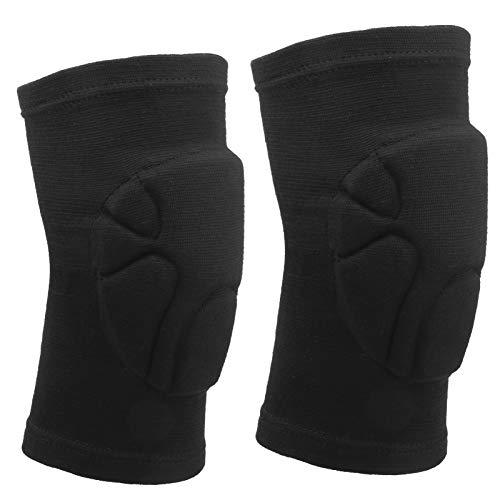 Rodillera transpirable para soporte de rodilla, protector transpirable para deportes al aire libre, baloncesto, voleibol, baile, protector de rodilla(S)
