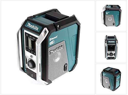 MAKITA DMR115 - Radio 12v-18v cxt-lxt bluetooth