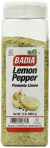 Badia Pfeffer Lemon