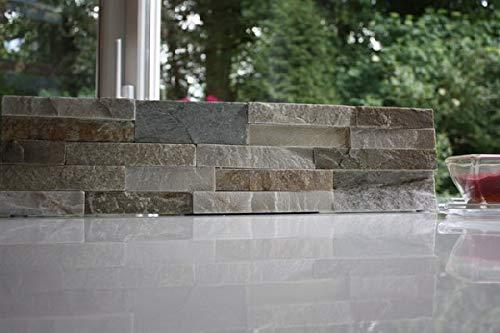 Steintime Wandverblender/Riemchen/Natursteinwand/Steintapete/Wandverkleidung/14-1