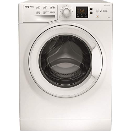 Hotpoint NSWM943CWUKN 9kg 1400rpm Freestanding Washing Machine - White