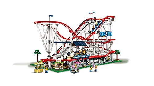 LEGO Creator Expert Roller Coaster 10261 Building Kit (4124 Pieces)