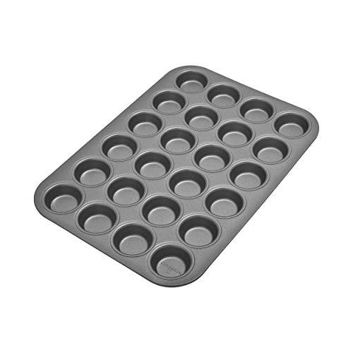 Eddingtons Plaque à mini-muffins Pour 24 mini-muffins