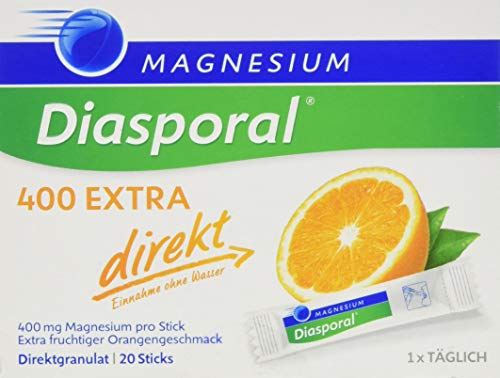 Magnesium Diasporal 400 Extra direkt Granulat, 20St, 240 g