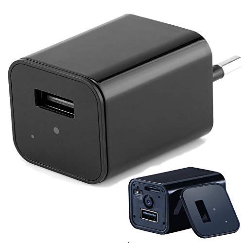 Wandladegerät TangMi Speicher 32GB 1080P SPY HIDDEN CAMERA Mini Kamera des Ladegerät AC Adapter-Stecker USB Nanny Spy Camera Schalter Loop Registrierung gesamtes