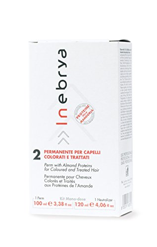 Inebrya Perm Kit 2-Single Use-Colour./reated Hair