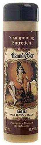 Henné Color Brown (braun) Henna-Pflegeshampoo