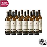 Villa Chambre d'Amour Blanc 2018 - Lionel Osmin & Cie - Appellation VDF Vin de France doux - Origine Sud-Ouest - Vin Doux Blanc du Sud-Ouest - Cépages Gros Manseng, Sauvignon Blanc - Lot de 12x75cl