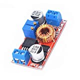 Advantage of the step down module: CC CV Low ripple When the module charges a battery, it first use constant current to protect the battery. Output ripple: 50mV (max) 20M bandwidth The DC to DC boost converter has an operating temperature: -40 Celsiu...