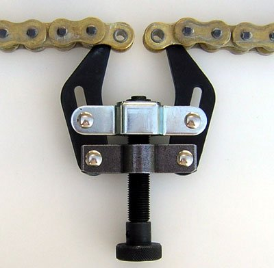 Pit Posse Pp2093 Motorcycle Bike Chain Holder Clamp Tool Mx
