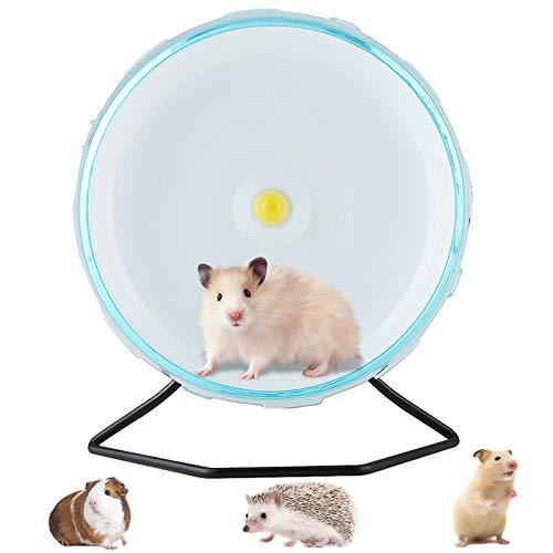 iFCOW Laufrad für Hamster, Maus mit leisem Laufrad