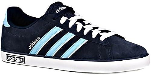 adidas Herren Derby Vulc Footwear-grau Weiß, Gr. 8,5