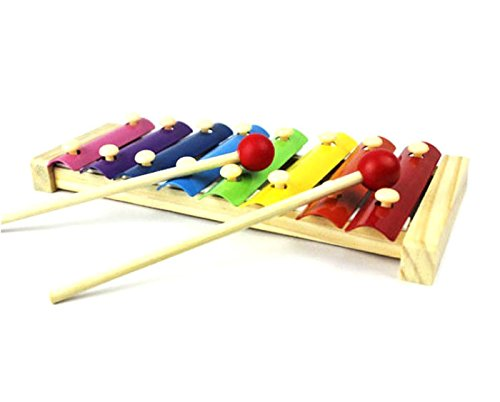 Best Price Giveyo Baby Kid Musical Toys Xylophone Wisdom Development Wooden Instrument