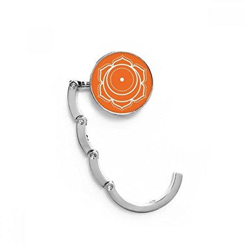 DIYthinker Patrón Totem círculo símbolo de la Flor del Gancho Mesa Plegable...