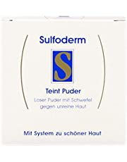 Sulfoderm S Teint Powder, 20 g