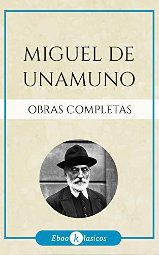 Obras Completas de Miguel de Unamuno 🧔🏻🎩
