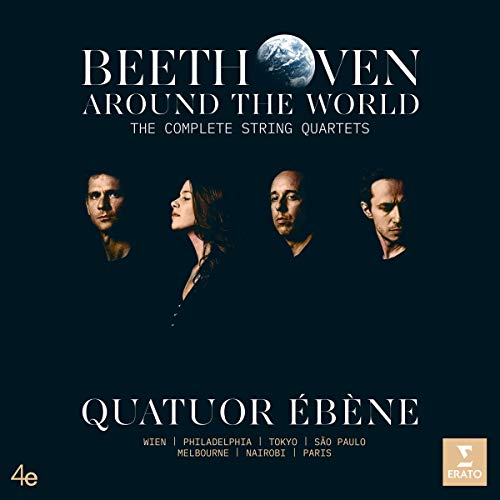 Beethoven Around the World-Compl.String Quartets