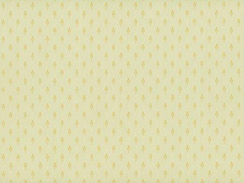 Classic Möbelstoff Cheverny mit Fleckschutz Farbe champagn (champagner, gelb, goldgelb) - Flachgewebe klassisch (Lilie, Uni, Ornament), Polsterstoff, Stoff, Bezugsstoff, Eckbank, Couch, Sessel, Hussen, Kissen