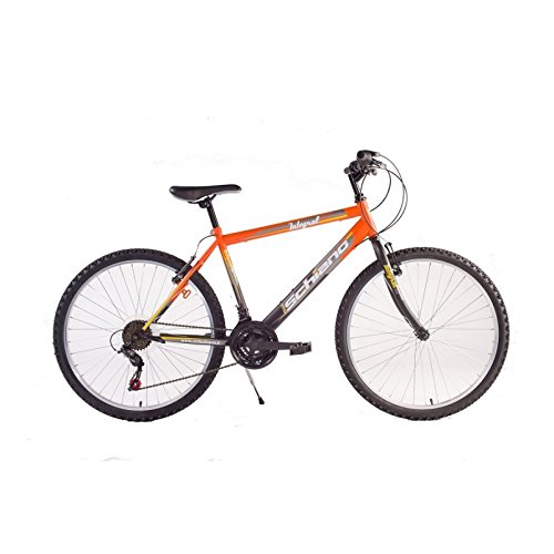 Bici Mountain Bike Integral Uomo Power Arancio / Nero 26'' F.LLI SCHIANO