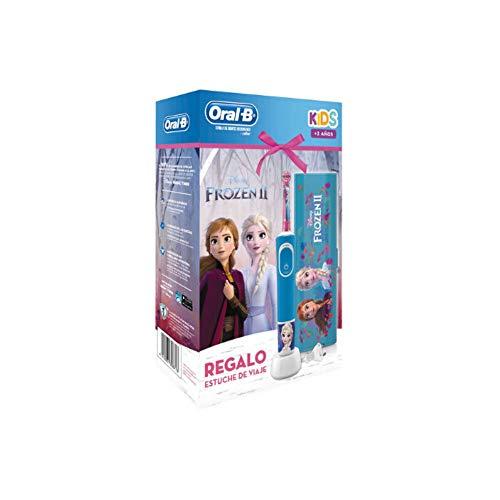Oral B - Cepillo Eléctrico - Oral-B Kids Frozen Ii, Para Niños,...