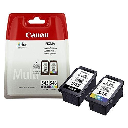 Druckerpatronen für Canon Pixma TS205, TS305, TS3150, TS3151 (Black/Color)