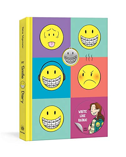 My Smile Diary: An Illustrated Journal with Prompts