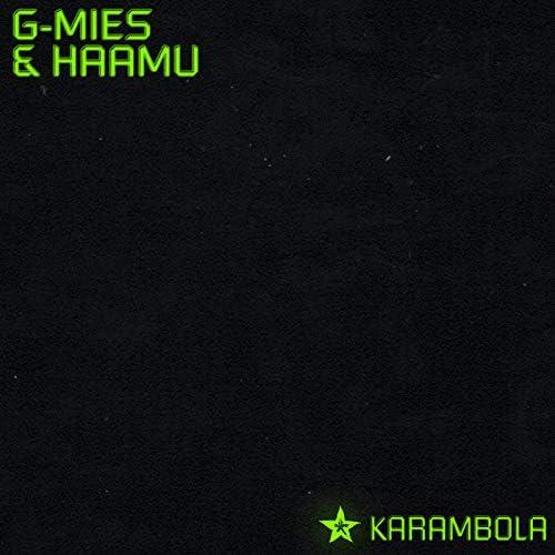 G-mies feat. Haamu