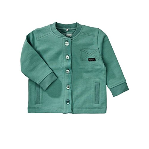 Name It - Sweat Cardigan - Vert - 6/9 Mois