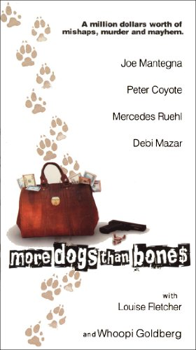 More Dogs Than Bones [VHS] -  VHS Tape, Rated R, Michael Browning