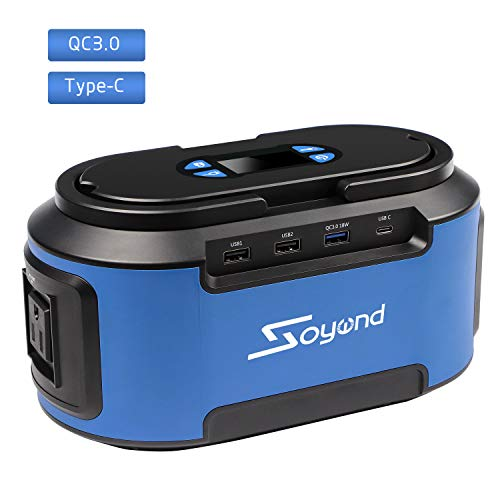 Soyond 222Wh Portable Power Station – Cheapest yet Quality Generator Review