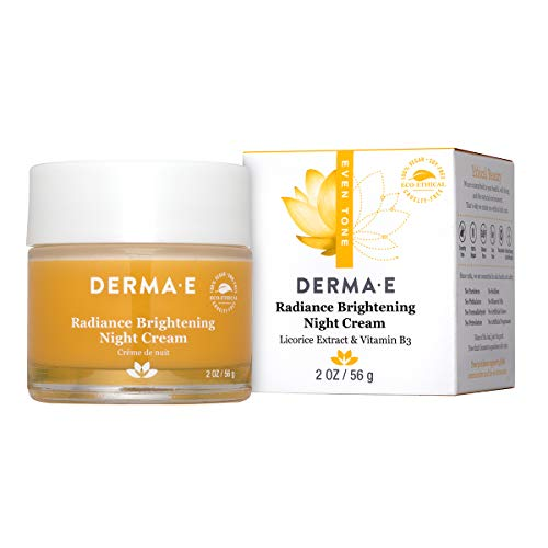 DERMA Radiance Brightening Night Vitamin C Cream
