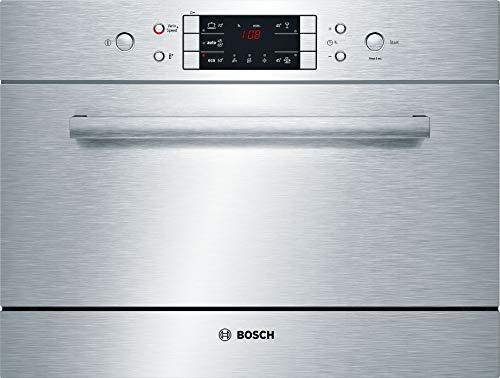 Bosch SKE52M65EU Integrabile 6places A+ Acciaio inossidabile lavastoviglie
