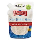 REDMOND Real Sea Salt - Natural Unrefined Gluten Free Fine, 26 Ounce...