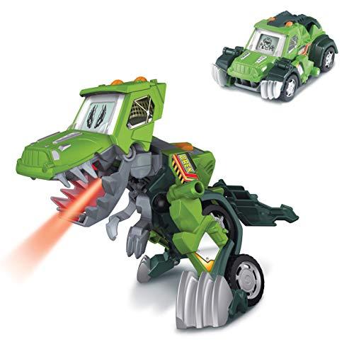 Oferta de VTech- Switch & Go Dinos Juguete Barro, El T-Rex 4x4, Multicolor (3480-197222)
