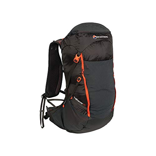 Montane Trailblazer 30 ONE Size/Adjust Charcoal
