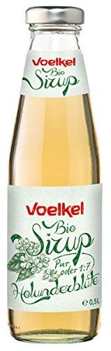Voelkel Holunderblüten-Sirup, 500 ml