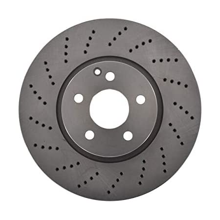 Disc Brake Rotor Rear Bosch 45011423 fits 03-11 Saab 9-3