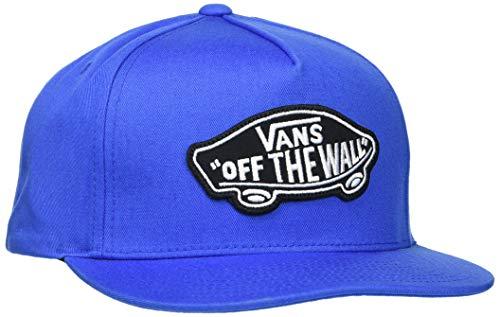 Vans Classic Patch Snapback Tapa, Victoria Azul, Talla única Unisex Adulto