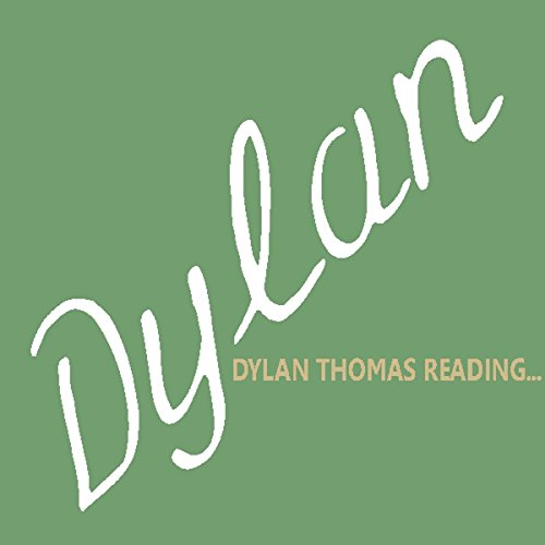 Dylan Thomas Reading audiobook cover art