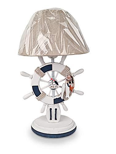 DISRAELI Lampada Mare Timone D20 H40Cm