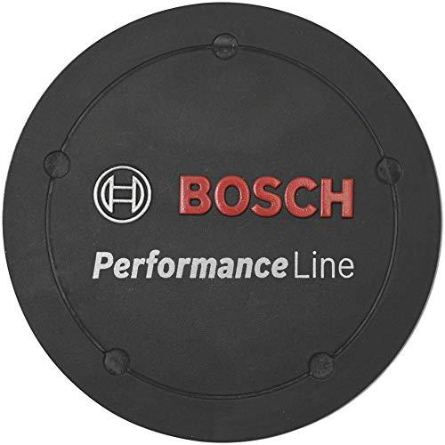 Bosch Logo-Deckel Performance Abdeckung, schwarz, One Size