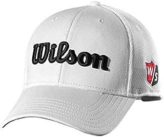 Wilson Staff Golf Hat (Flat Brim/Curved Brim/Visor)
