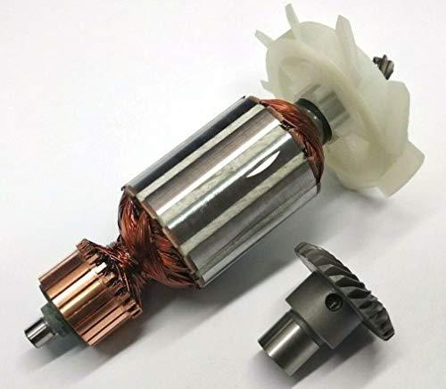 Motor Anker Rotor Läufer für Hilti TE 5 + Kegelrad/Stirnrad EU Ware Bohrhammer