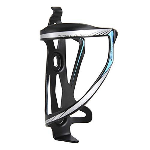 YYLI Porte-Bouteille De Vélo, Porte-Gobelet en Aluminium Ultra Léger pour Vélo Porte-Bidons pour VTT, Vélos, Vélos pour Enfants, Poussettes,Bleu