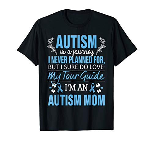 Autism Shirt - Autism Awareness Shirt For Mom