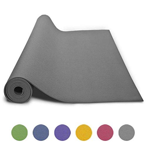 Krabbelmatte Eco® Grau Für Babys 180 x 180 cm Hautfreundliches Pflegeleichtes Material mit Perfekter Dämpfung Vielseitig einsetzbar Öko-Tex Zertifiziert in Deutschland hergestellt