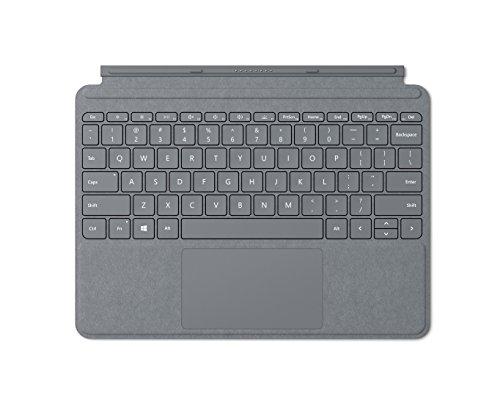 Surface Go Signature タイプ カバー プラチナ KCS-00019