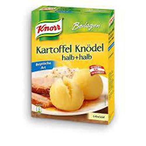 Knorr Kartoffel Knoedel halb+halb -Bayrische Art ( 150 g )