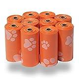 Best Pet Supplies Dog Poop Bags, Rip-Resistant and...