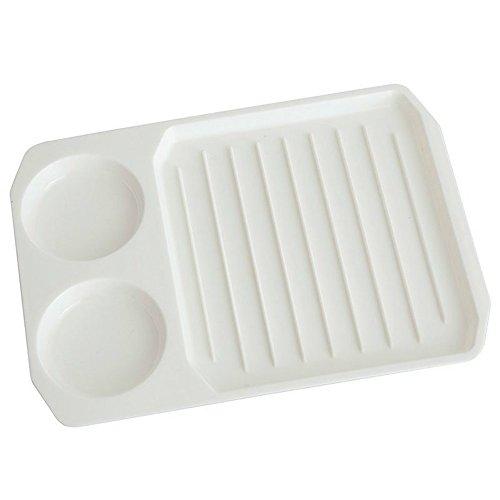Mikrowellen-Speck und Eierkocher, Bacon-Backblech, für Speck, Backutensilien, Mikrowellenofen, Auflaufform, 2 Stück